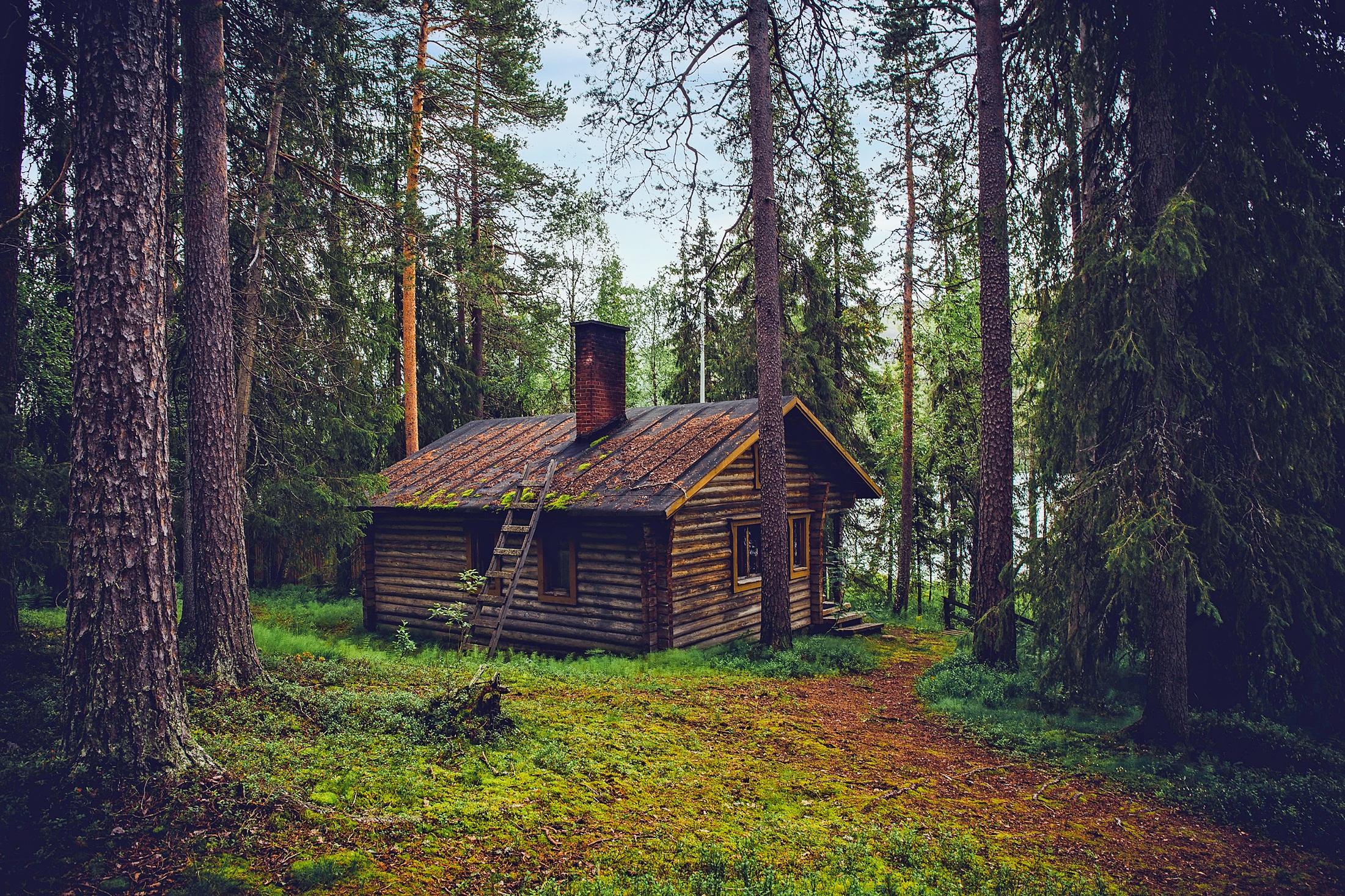 log-cabin-1886620